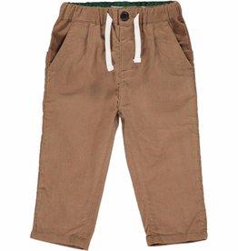 Cord Pants Brown