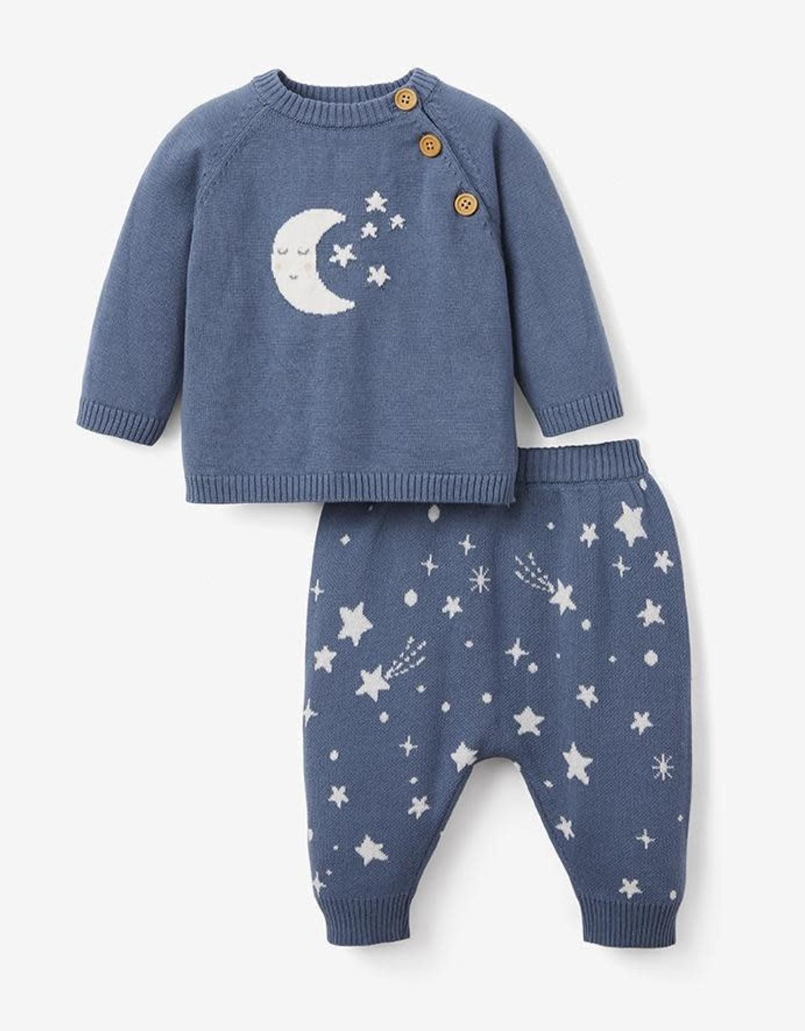 Pant Set Celestial Slate