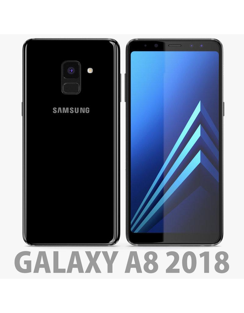 SAMSUNG A8 32GB BLACK