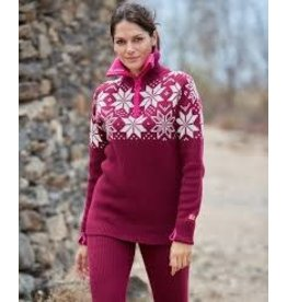 Swix Rav Kiby Wm Sweater XL Rhododendron