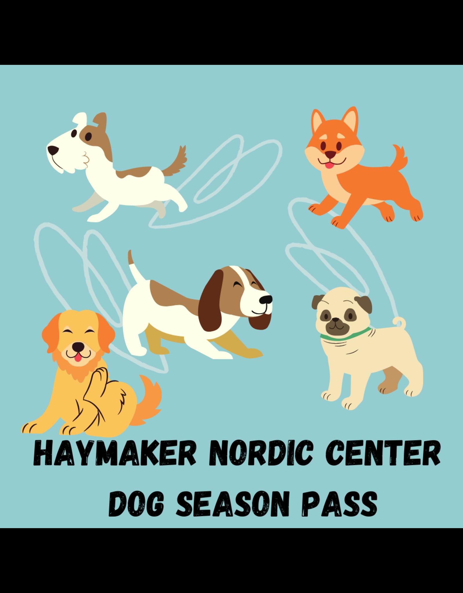 Haymaker Dog Pass (1 per Dog)