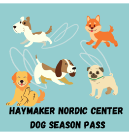 Haymaker Dog Pass (1 per Dog)