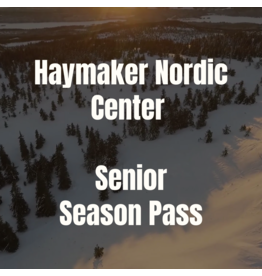 HNC Senior (65+) Season Pass