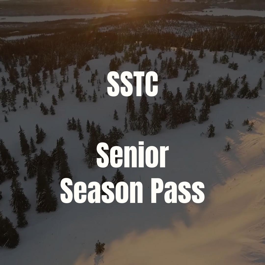SSTC Senior (65+) Season Pass