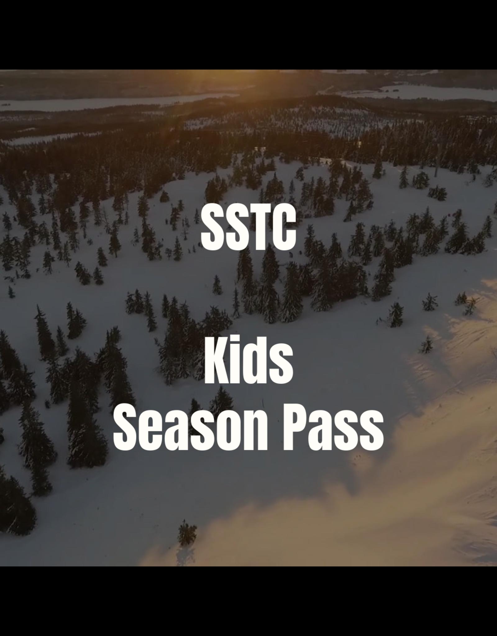 SSTC Kids (12 & Under)  Season Pass