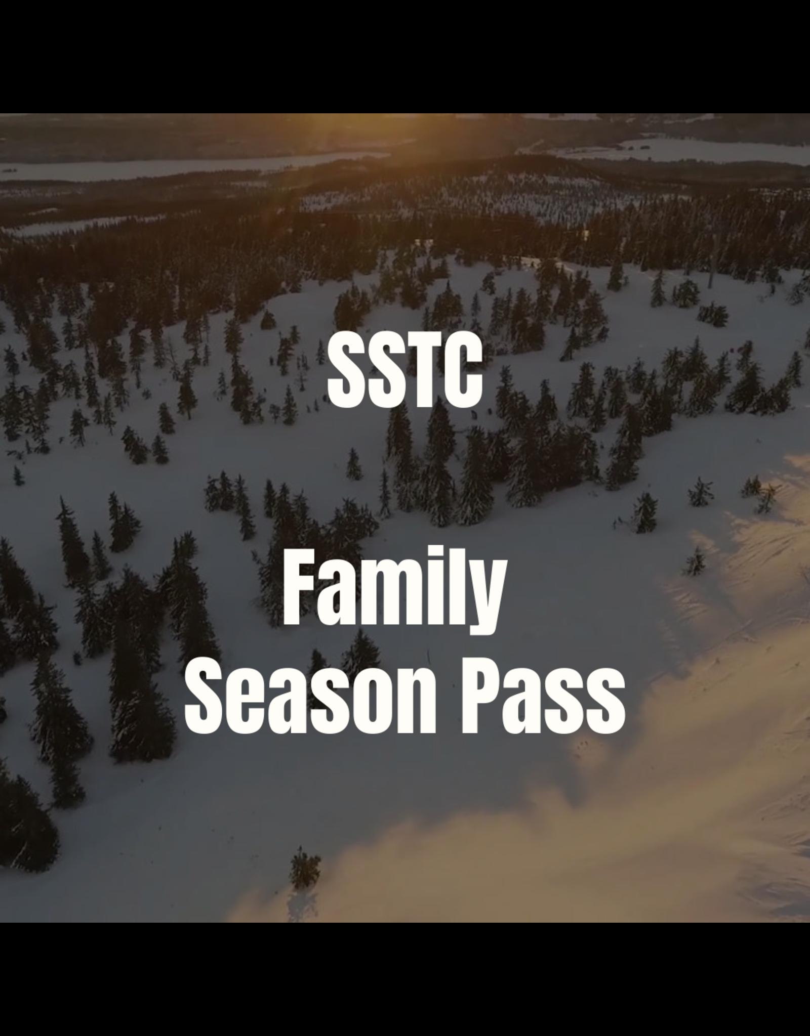 SSTC Family  Season Pass