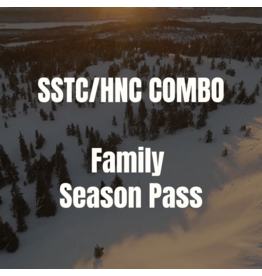 SSTC/HNC COMBO Family Season Pass