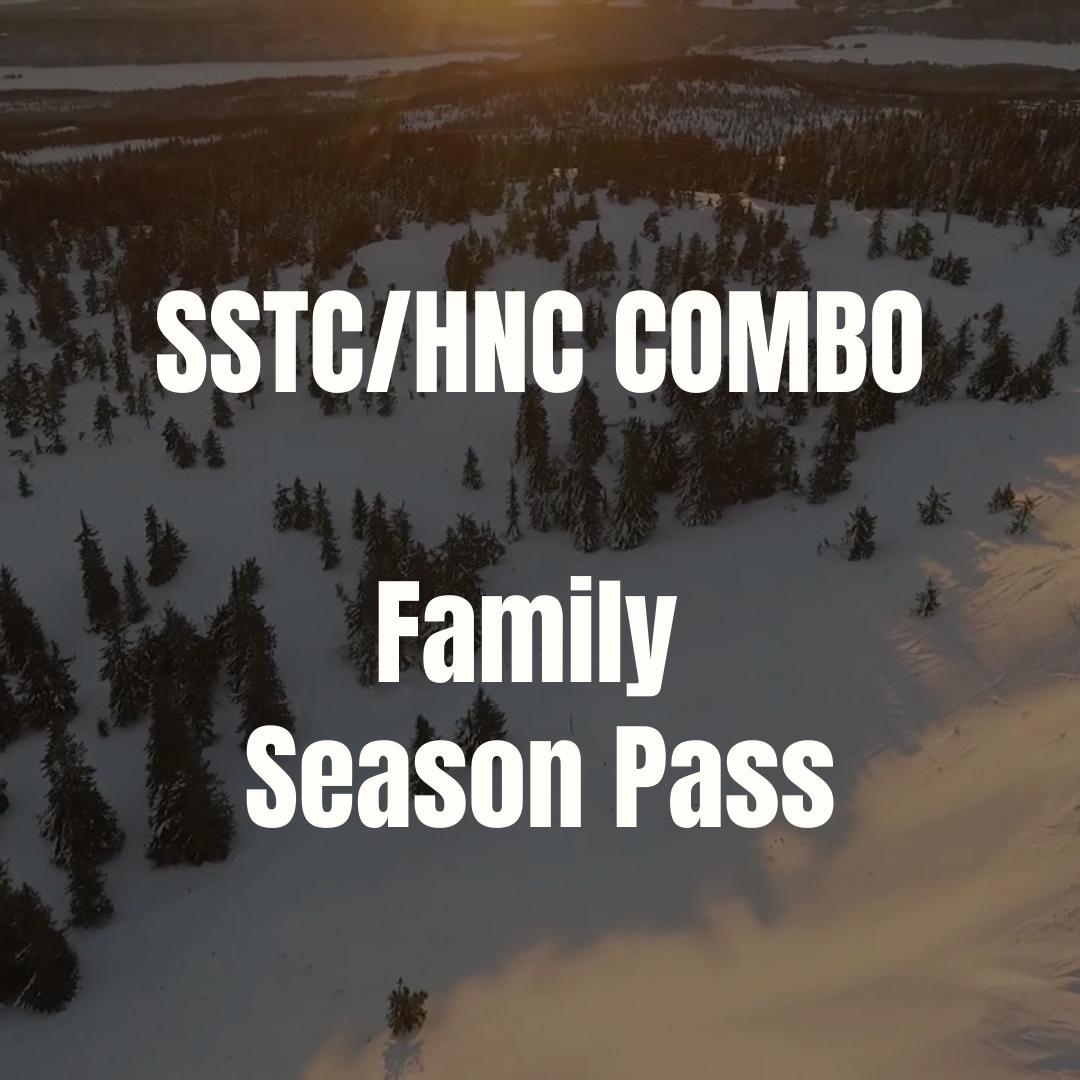 SSTC/HNC COMBO Family Season Pass