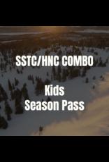 SSTC/HNC COMBO Kids (12 & Under)  Season Pass