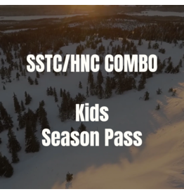 SSTC/HNC COMBO Kids (12 & Under)  Season Pass