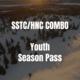 SSTC/HNC COMBO Youth Season Pass