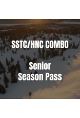 SSTC/HNC COMBO  Senior (65+) Season Pass