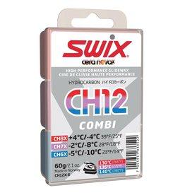 Swix CH12 SWIX Ski Wax CH6 CH7 CH8 Combi CH12X-6 54g