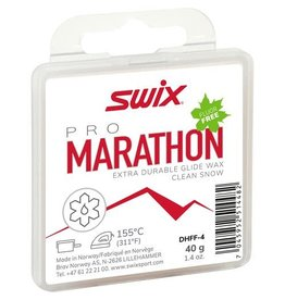 Swix Marathon White Fluor Free, 40g