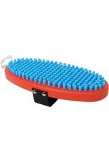 Swix T160O Brush oval, fine blue nylon