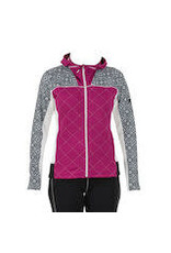 Swix Myrene Women's Full Zip Quilted Midlayer XS (90800) Raspberry
