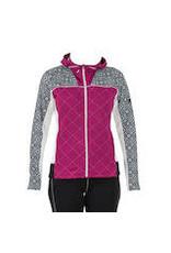 Swix Myrene Women's Full Zip Quilted Midlayer S (90800) Raspberry