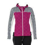 Swix Myrene Women's Full Zip Quilted Midlayer XL (90800) Raspberry
