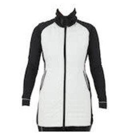 Swix Menali Women's Quilted Tunic L (00025) Snow white