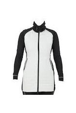 Swix Menali Women's Quilted Tunic XS (00025) Snow white