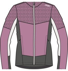 Swix Delda Women's Light Softshell Jacket  Mauve Orchid L