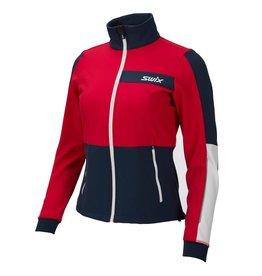 Swix Strive jacket W  (99990) Swix red