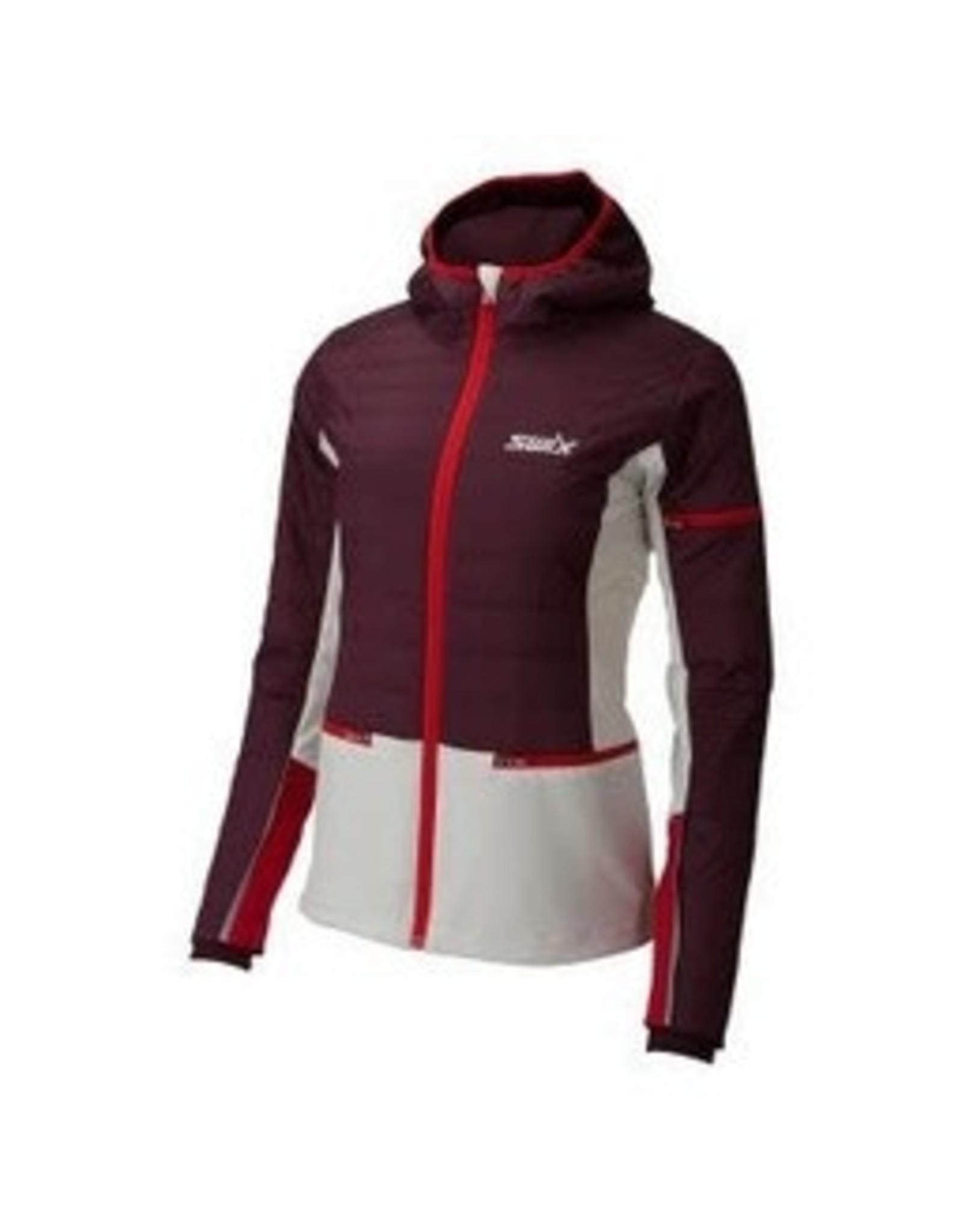 Swix Horizon jacket W L (94303) Dark aubergine