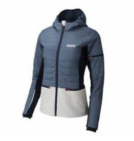 Swix Horizon jacket W XL (72102) Blue sea