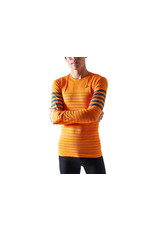 Craft FUSEKNIT COMFORT BLOCKED LONG-SLEEVED RN LS M (560995) TIGER/ASPHALT