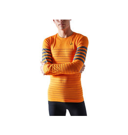 Craft FUSEKNIT COMFORT BLOCKED RN LS M (560995) TIGER/ASPHALT