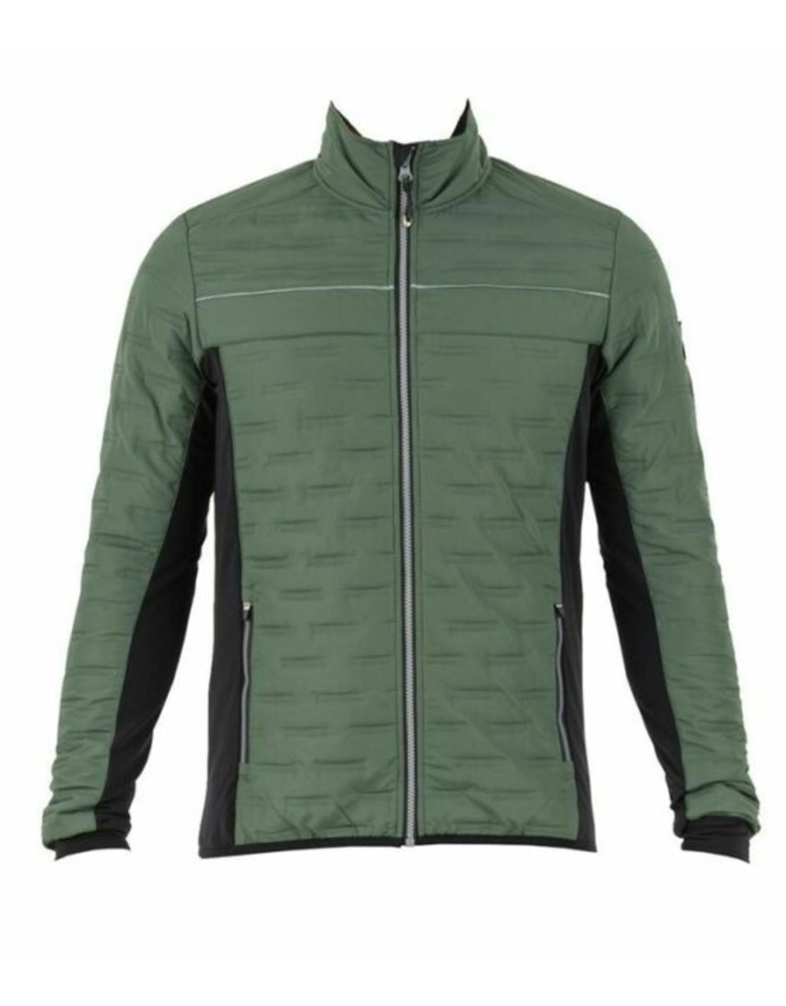 Swix Menali Men's Quilted Jacket S (48100) Olive