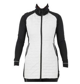 Swix Menali Women's Quilted Tunic S (00025) Snow white