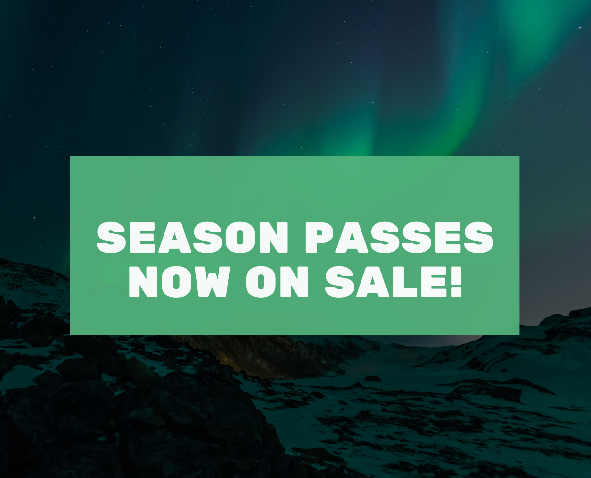 Season Passes Now On Sale!