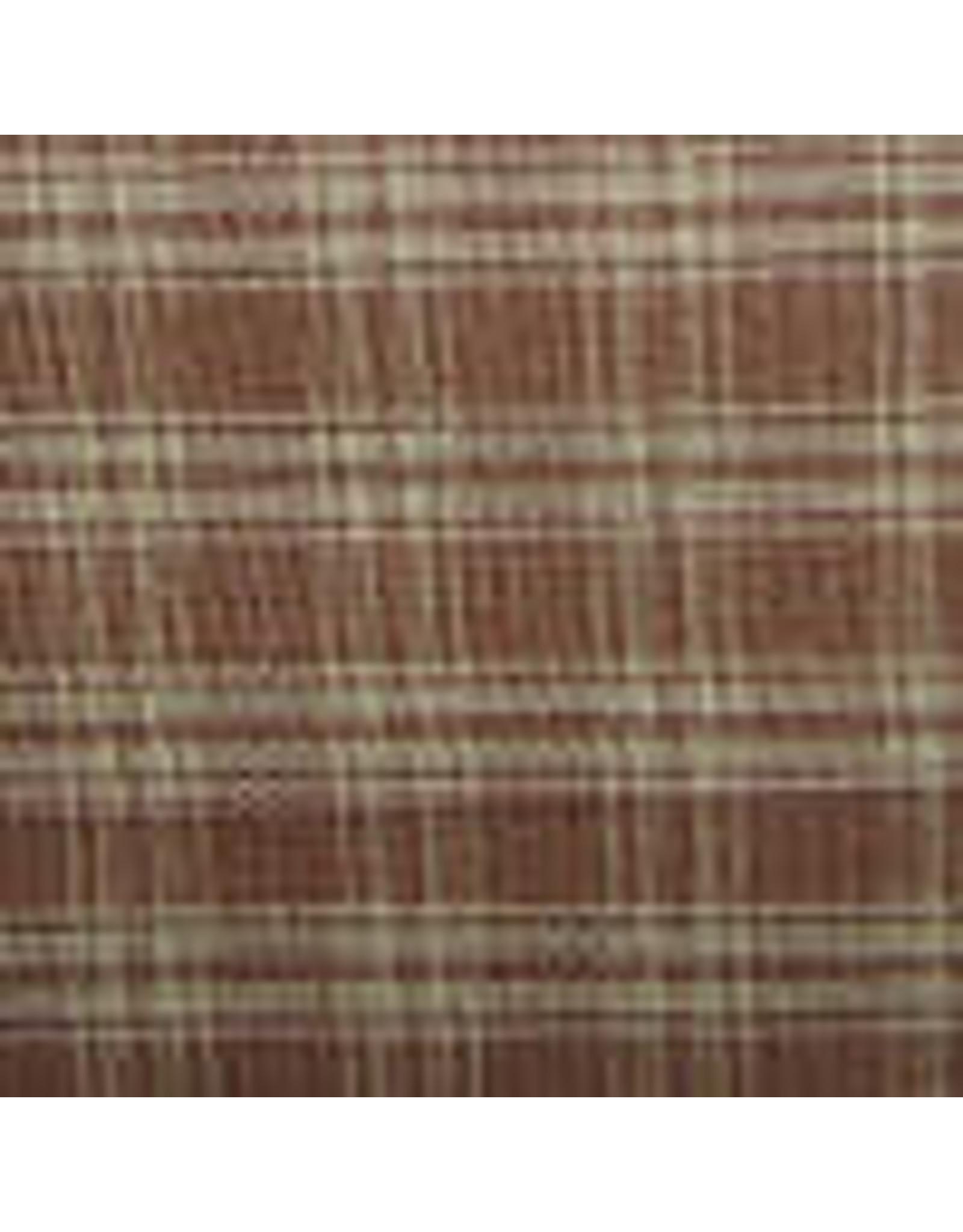 Yd. Brown and Tan Catawba Fabric #91