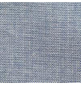 Yd. Solid Blue Chambray fabric #890