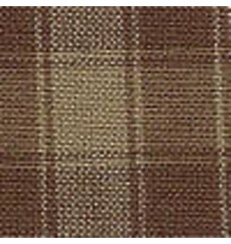 Yd. Brown and Tan House Check Fabric #94