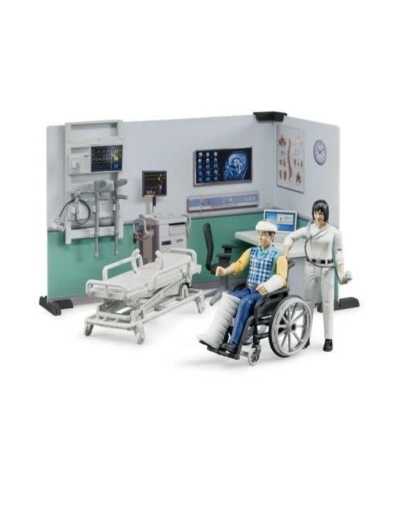 BRUDER Bworld Health Station 62711