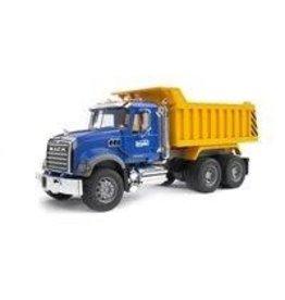Bruder Mack Granite Dump Truck - 02815