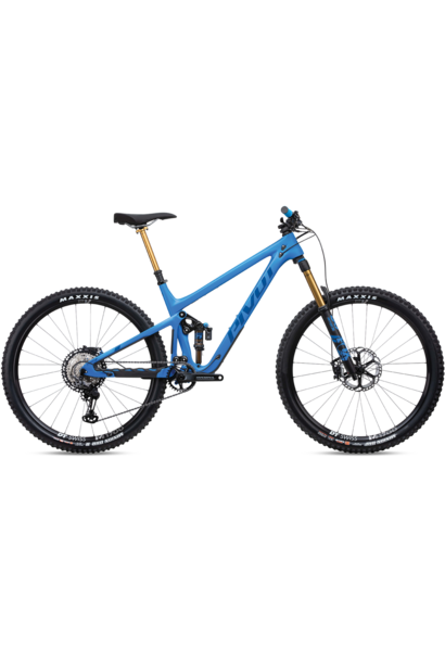 "Vélo Pivot Switchblade Carbone Pro XT Bleu 29"""