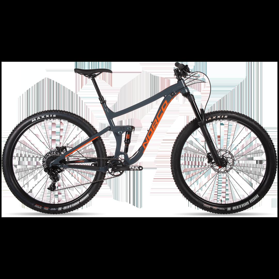 Vélo Norco Sight A3 Gris 27.5''-1