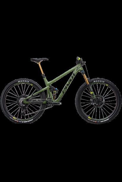 "Vélo Pivot Switchblade Carbone Pro XT Vert 29"""