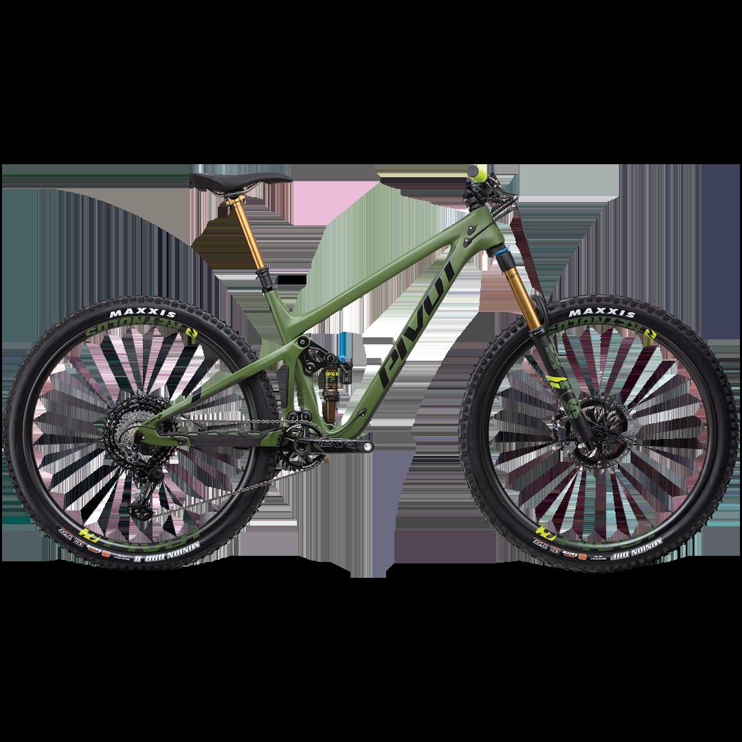 "Vélo Pivot Switchblade Carbone Pro XT Vert 29""-1"