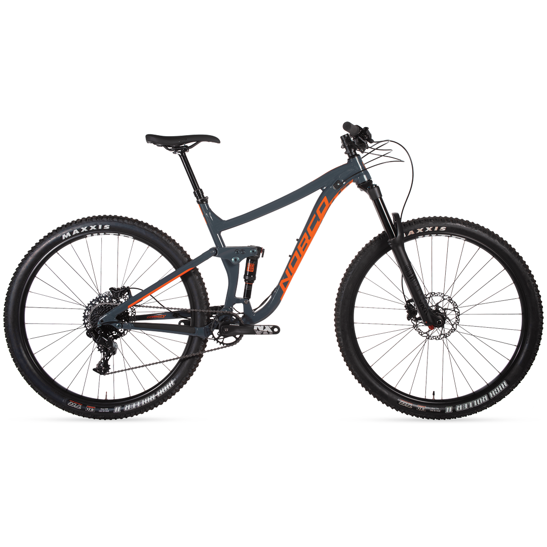 Vélo Norco Sight A3 Gris 27.5''-2