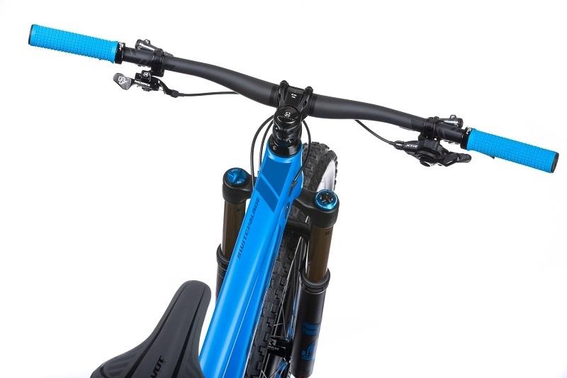 "Vélo Pivot Switchblade Carbone Pro XT Bleu 29""-3"