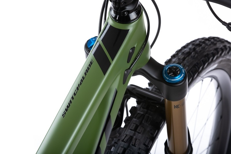 "Vélo Pivot Switchblade Carbone Pro XT Vert 29""-4"