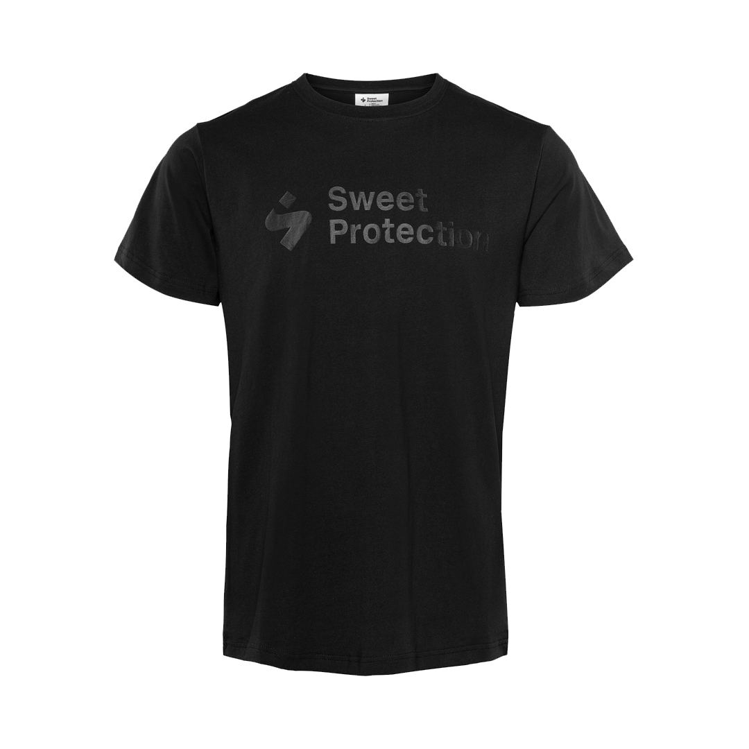 Sweet Protection Chaser Print T- Shirt Black-1