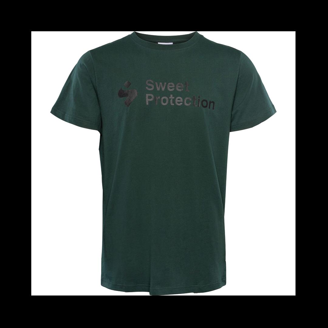 Sweet Protection Chaser Logo T-Shirt FOGRN-1