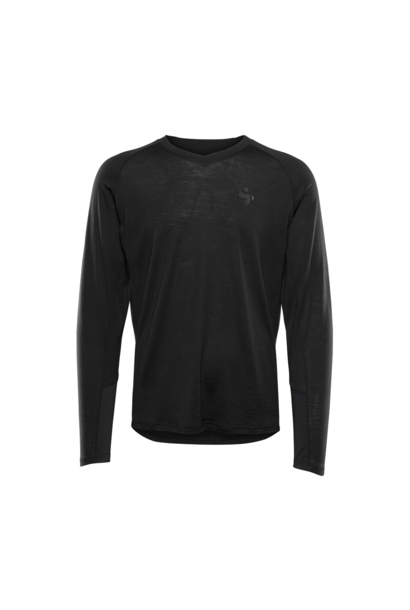 Sweet Protection Hunter Merino Ls Jersey Black