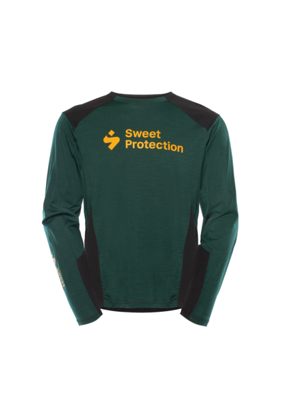 Sweet Protection Hunter Merino Fusion Jersey  FOGRN
