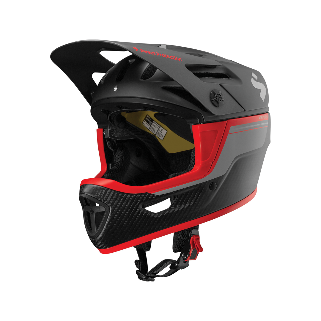 Helmet  Sweet Protection  Arbitrator Mpis Helmet SGRME-1